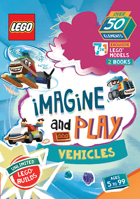 LEGO Imagine and Play: Vehicles