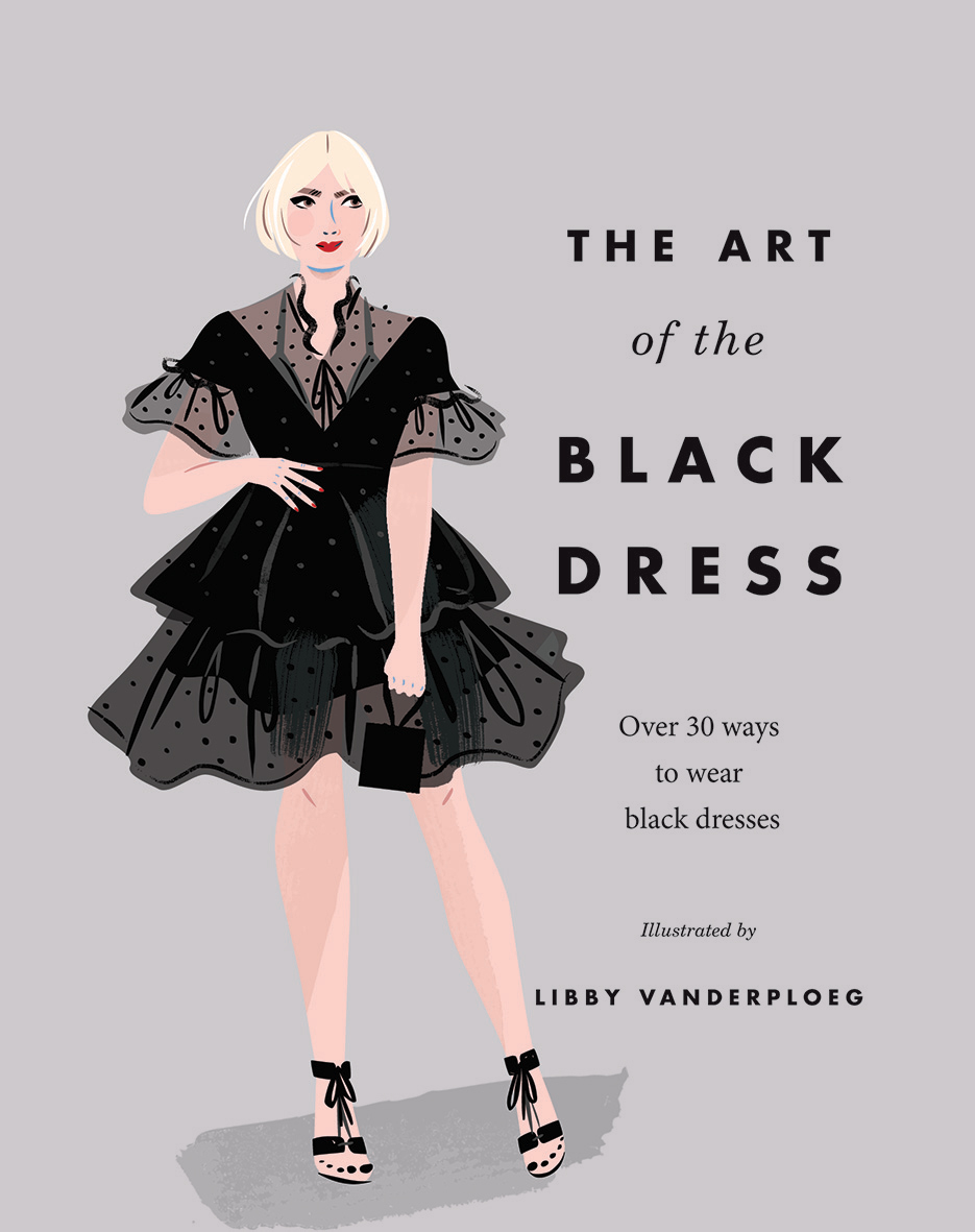 The Art of the Black Dress