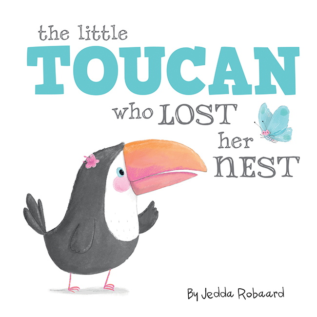 The Little Toucan Who Lost Her Nest