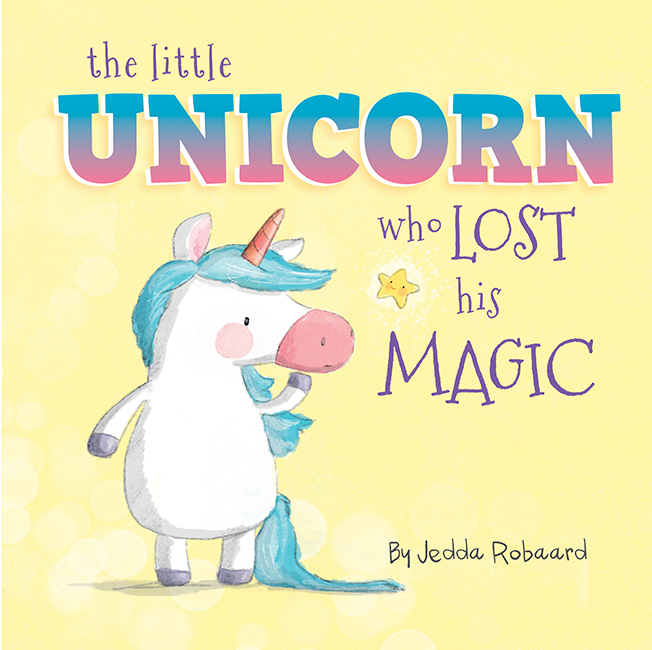 The Little Unicorn Who Lost His Magic