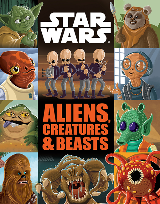 Aliens, Creatures and Beasts