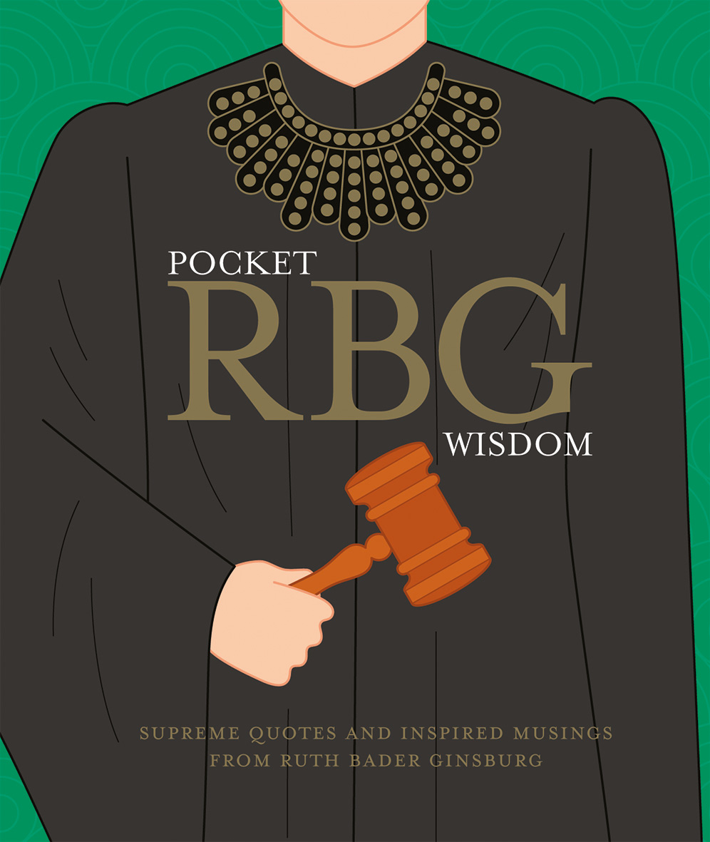Pocket RBG Wisdom