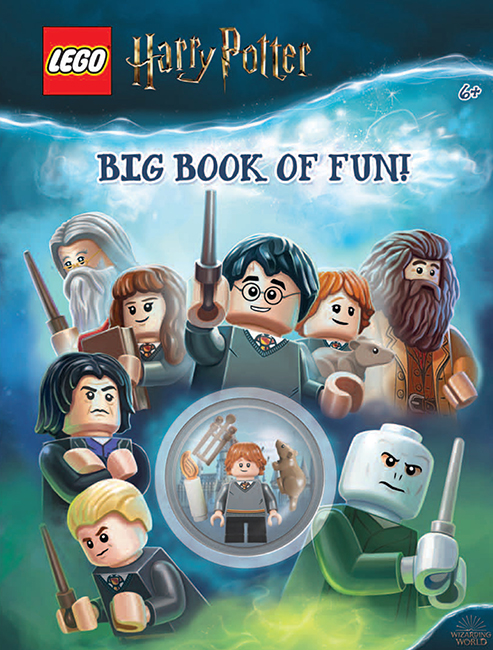 LEGO Harry Potter: Big Book of Fun!