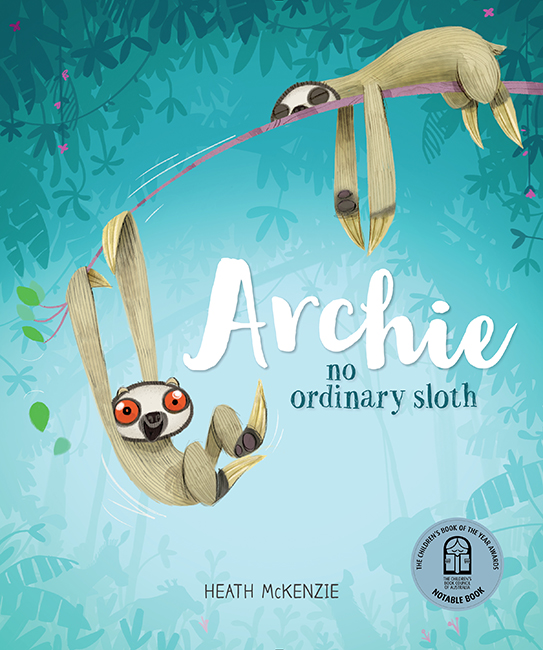 Archie: No Ordinary Sloth