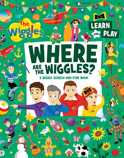 Where Are The Wiggles?