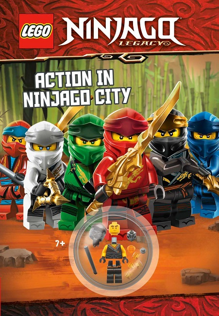 LEGO Ninjago: Action in Ninjago City