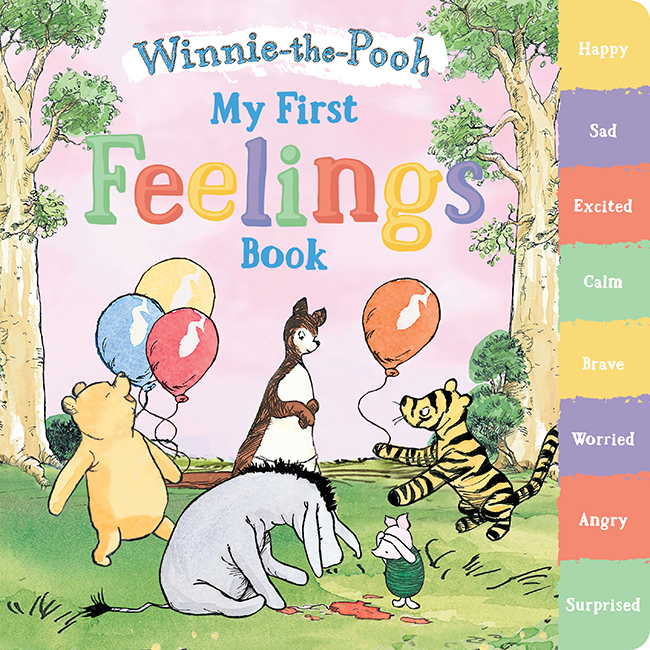My First Feelings Book