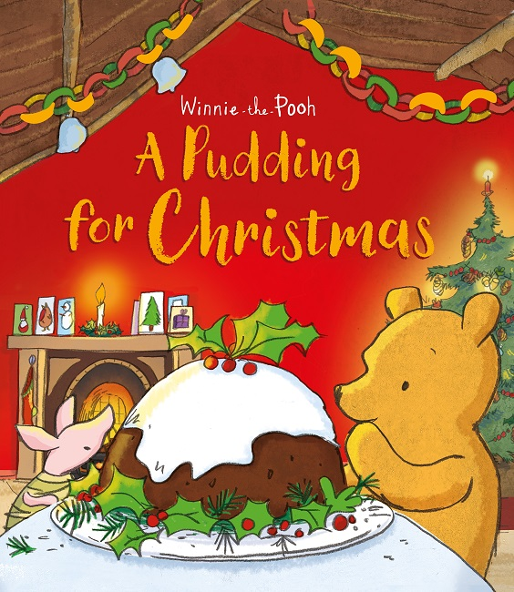 Winnie-the-Pooh A Pudding For Christmas
