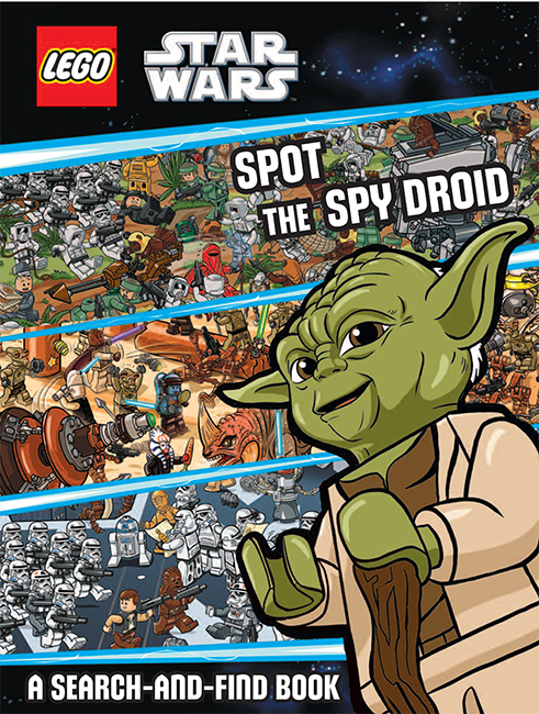 LEGO Star Wars: Spot the Spy Droid