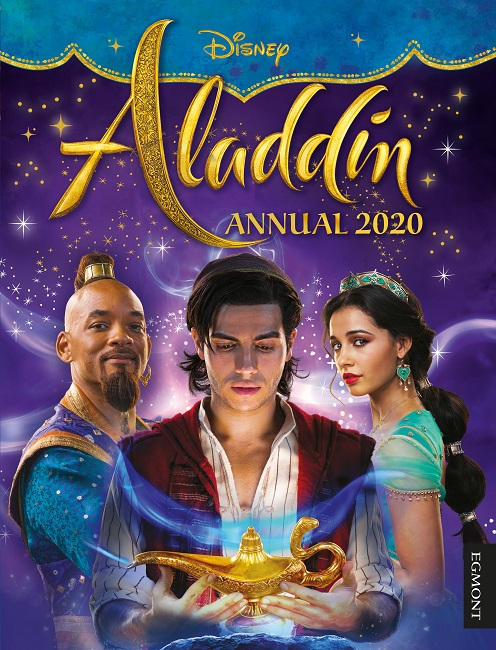 Disney Aladdin Annual 2020 (Live Action)