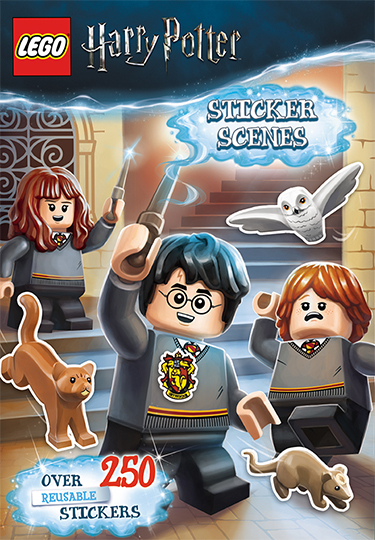 LEGO Harry Potter Sticker Scenes Book
