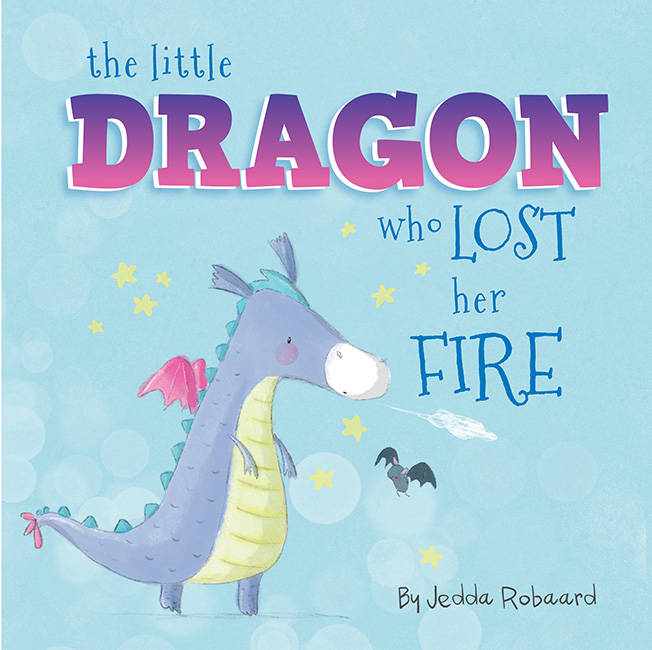 The Little Dragon Who Lost Her Fire