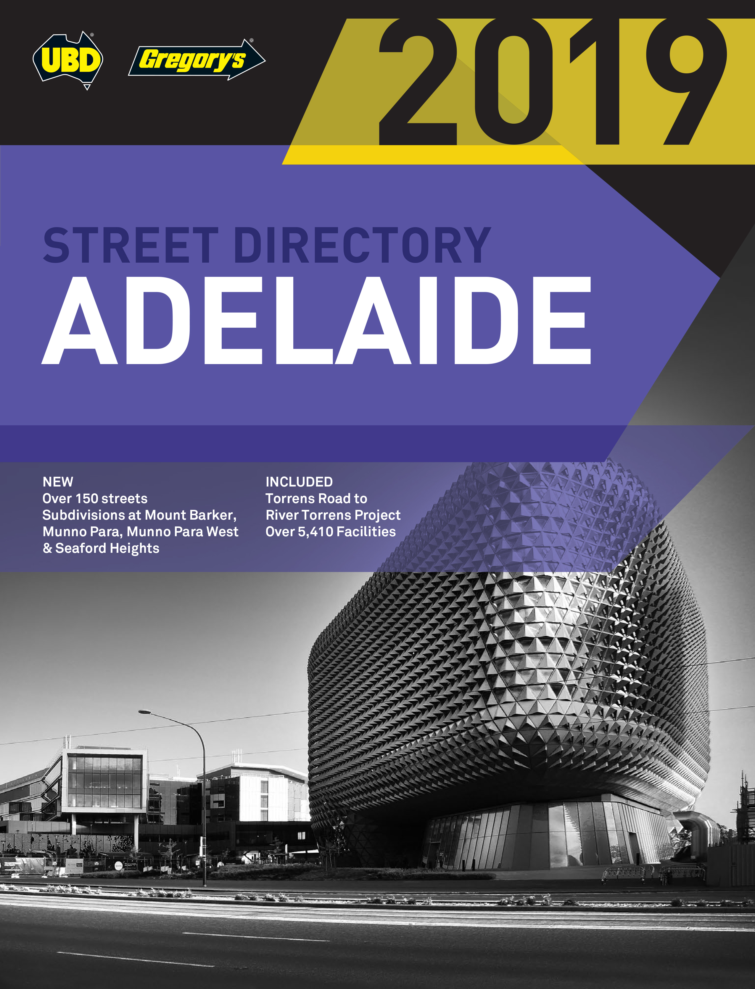 Adelaide Street Directory 2019 57th ed