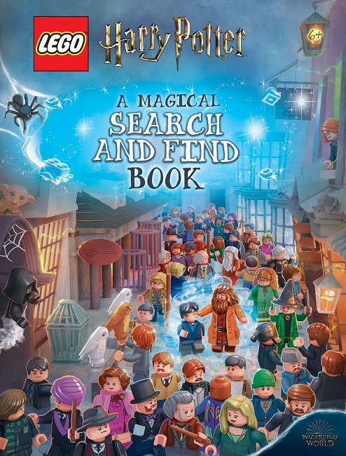 LEGO Harry Potter: A Magical Search and Find Book