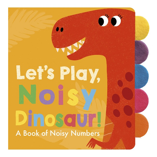 Let's Play, Noisy Dinosaur!