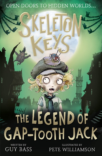 Skeleton Keys: The Legend of Gap-tooth Jack