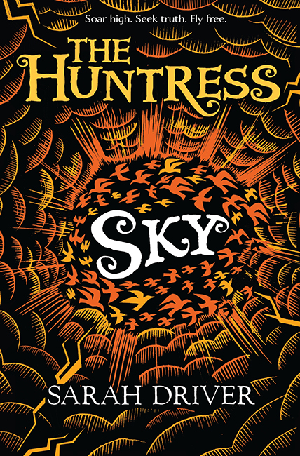 The Huntress: Sky