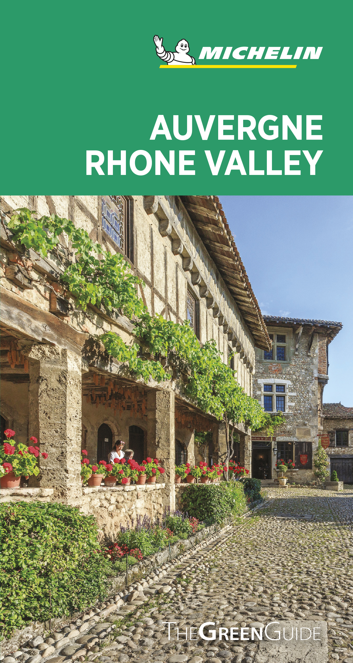Green Guide Auvergne Rhone Valley