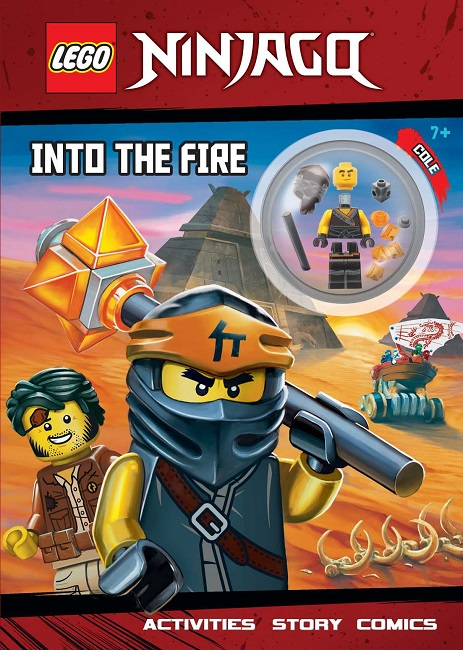 LEGO Ninjago Into The Fire