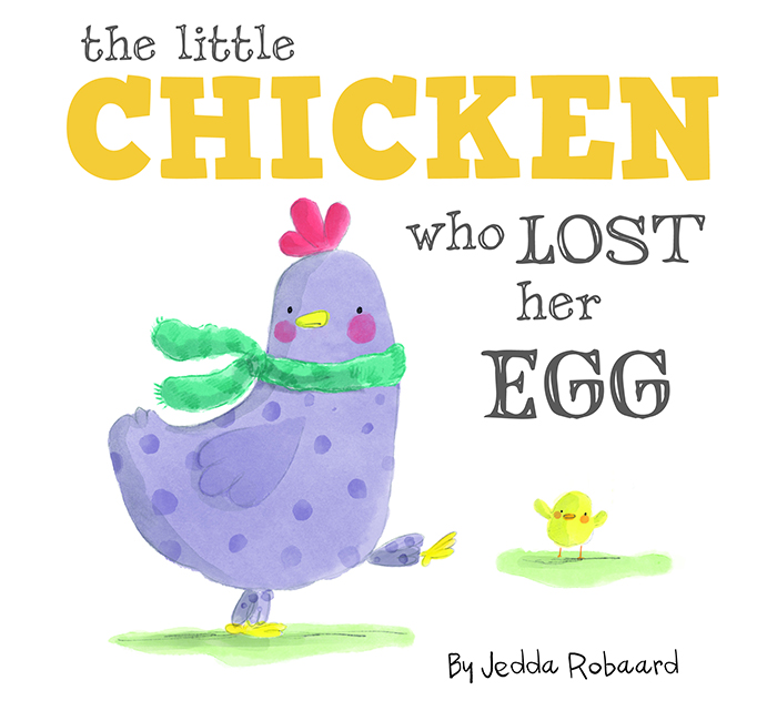 The Little Chicken Who Lost Her Egg