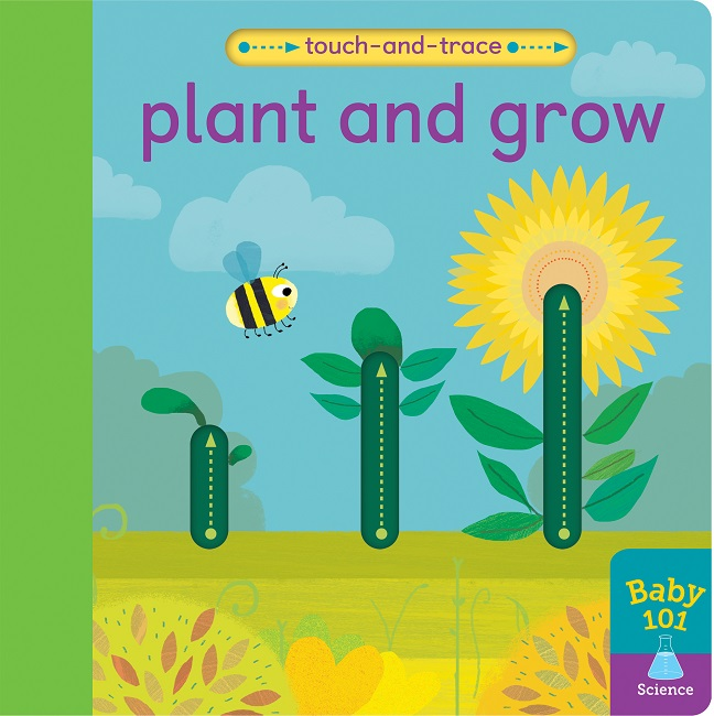 Touch and Trace: Plant and Grow