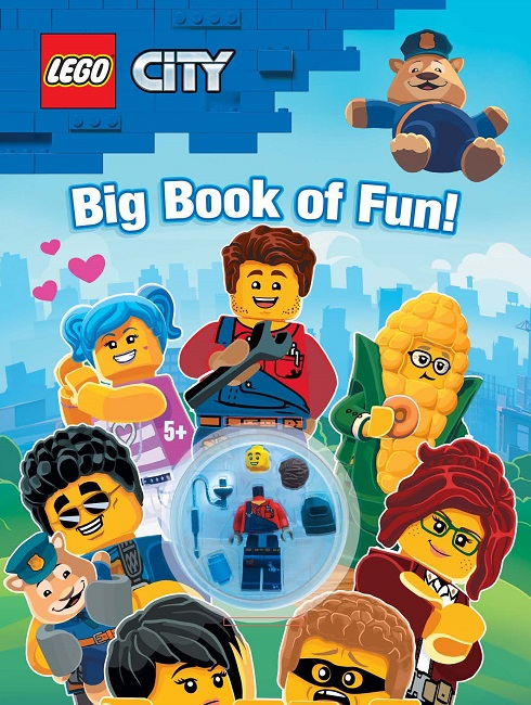 LEGO City: Big Book of Fun!