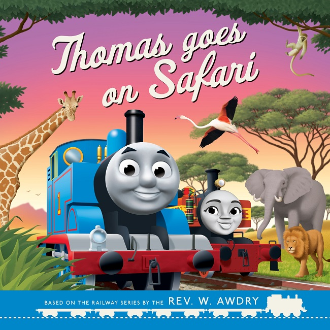 Thomas & Friends: Thomas Goes on Safari