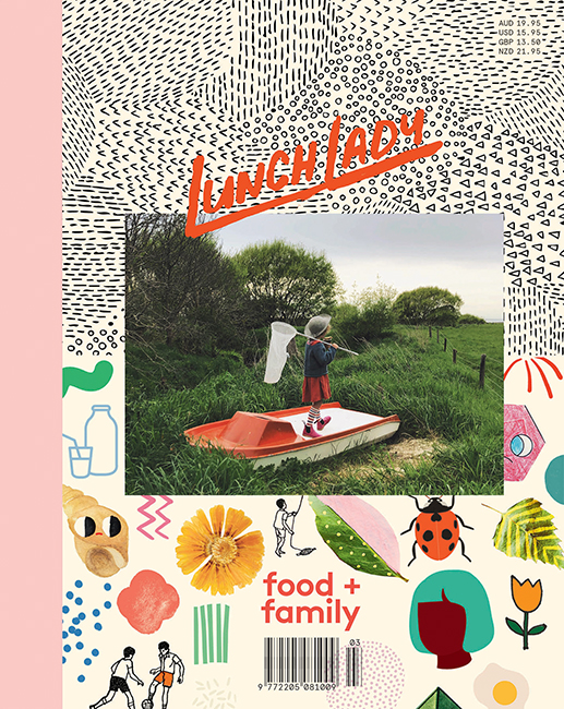 Lunch Lady Magazine Issue 15