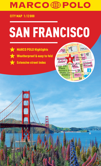 San Francisco Marco Polo City Map