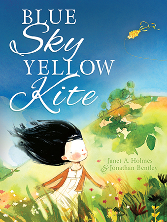 Blue Sky, Yellow Kite