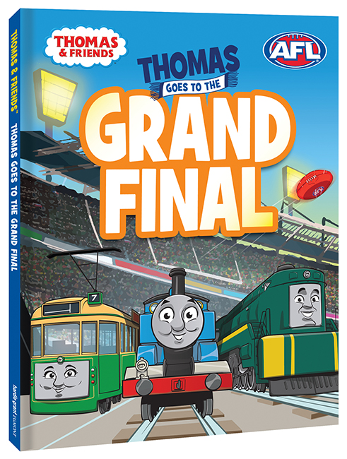 Thomas Goes to the Grand Final