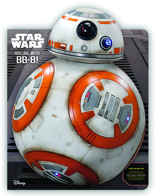 Star Wars: Rolling with BB-8