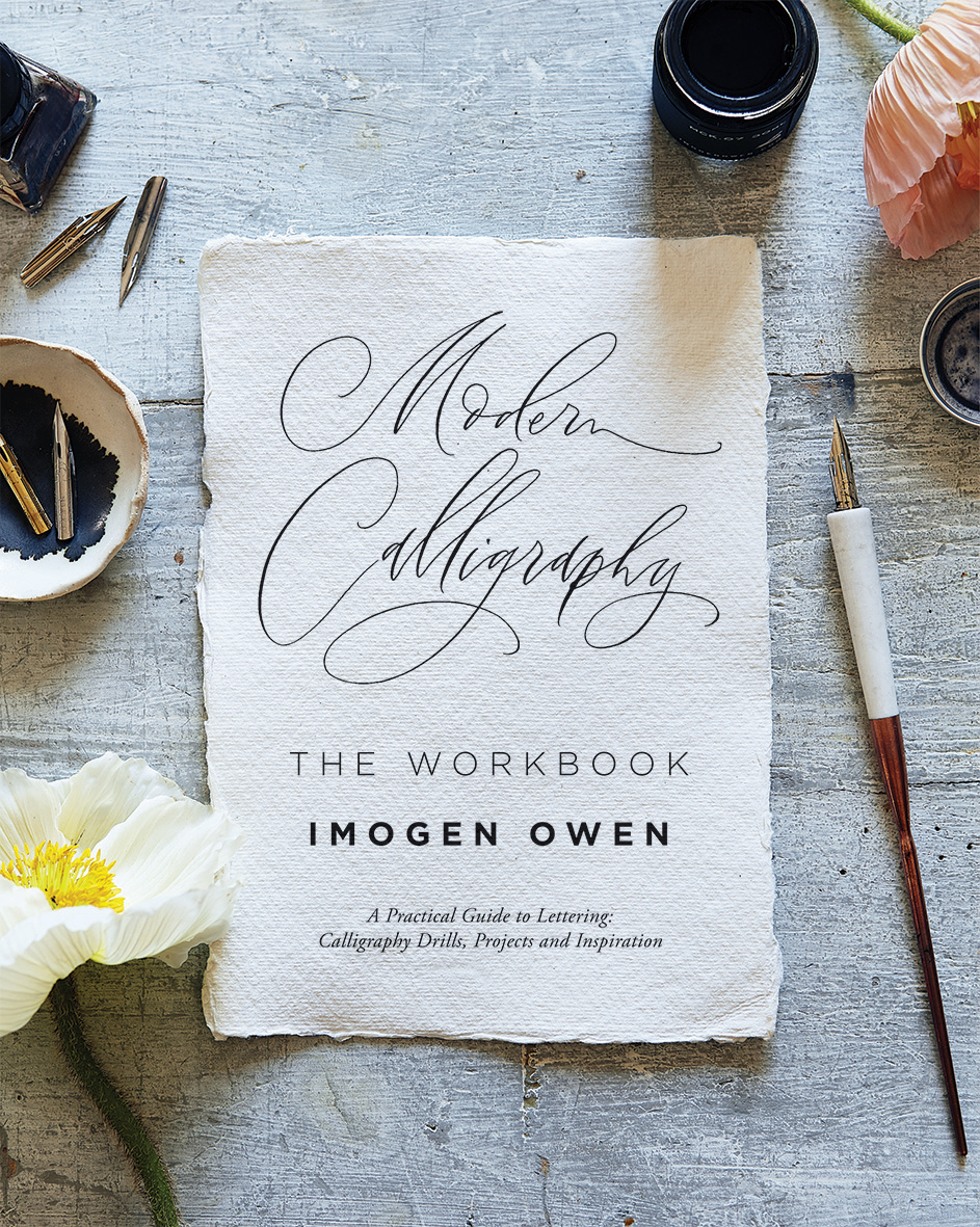 Modern Calligraphy: The Workbook