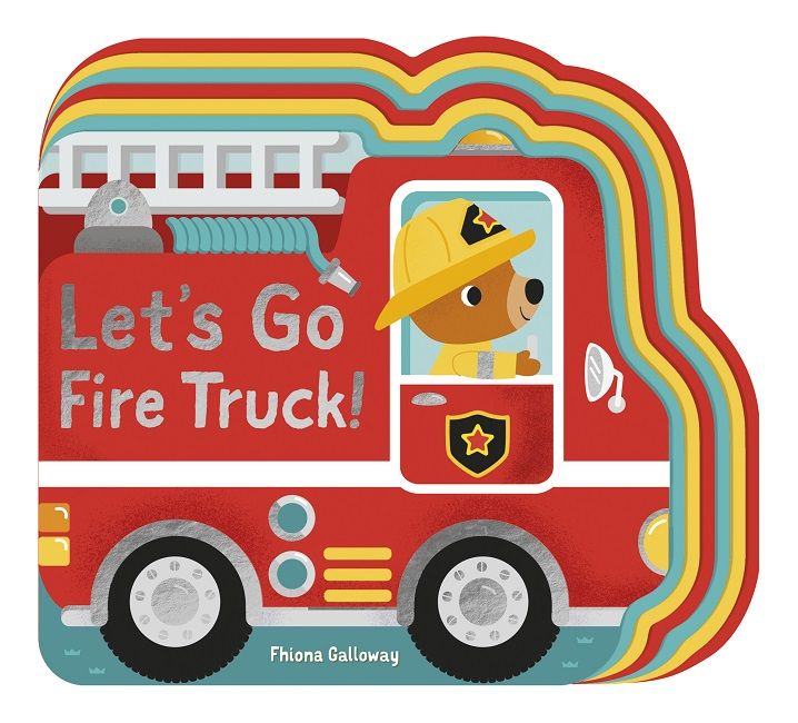 Let's Go Fire Truck!