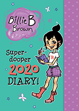 Billie's Super-dooper 2020 Diary!