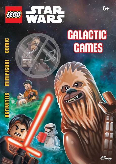 LEGO Star Wars Galactic Games