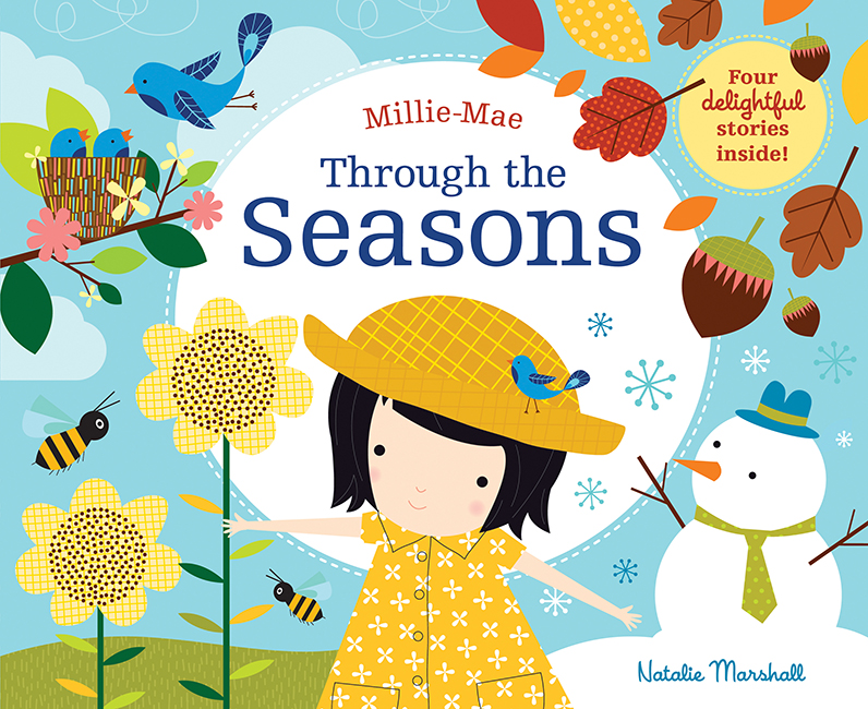 Millie-Mae Through the Seasons