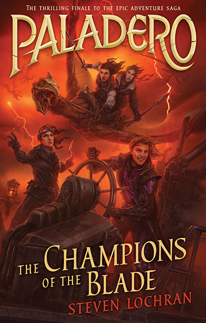 The Champions of the Blade