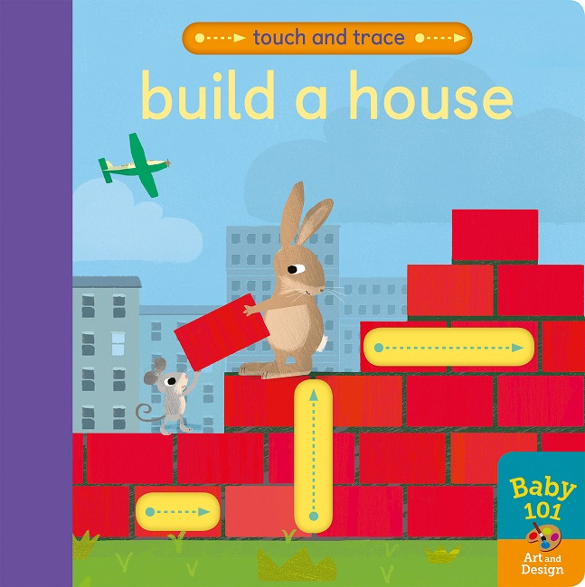 Touch and Trace: Build a House