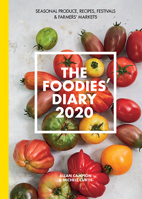 The 2020 Foodies' Diary