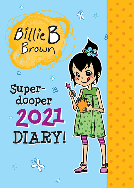 Billie's Super-dooper 2021 Diary!
