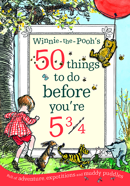 50 Things to Do Before You're 5 and 3/4