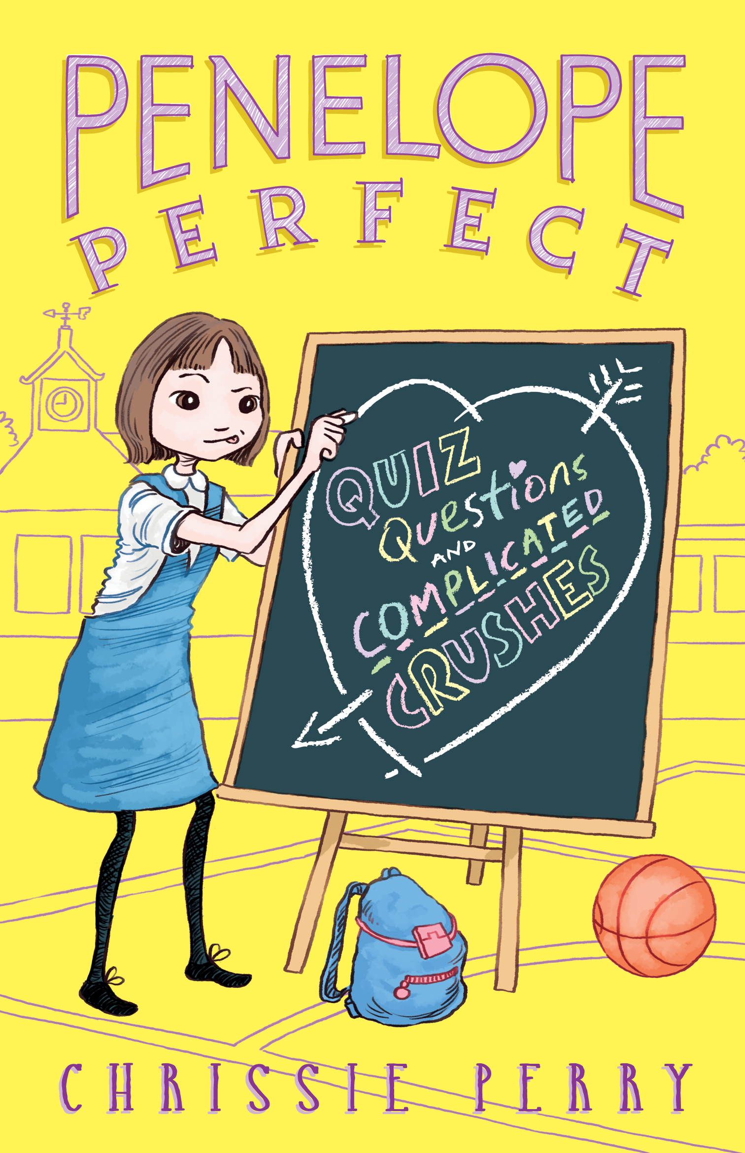 Quiz Questions & Complicated Crushes