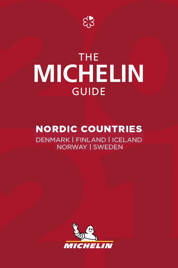 2021 Red Guide Nordic Countries
